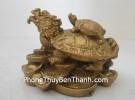 Long Quy – Rùa đầu rồng trên đống tiền