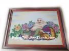 Tranh Phật Di Lạc TNV02