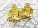 Thuyền buồm đồng nhỏ D238