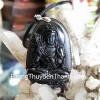 Phật đá hắc ngà tuổi Ngọ S6340-5