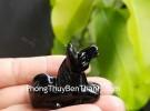 Tượng Ngựa màu đen GM141-7