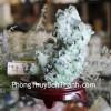 Bông thạch anh ưu linh xanh H101-20097