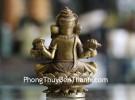 Tượng Phật đầu voi trên đài sen D263