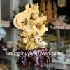 Rồng phụng vàng sa kim lớn K151M