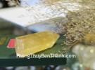 Trụ thạch anh vàng GM053-734