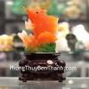 Cá chép vàng cam đế xoay C099A