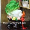 Bắp cải xanh có mẫu đơn lớn C159A