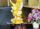 Đại bàng ngọc vàng trên núi đá C202A