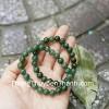 Vòng tay ngọc Phỉ Thúy xanh S6674 size 8 li