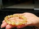 Chuỗi thạch anh tóc vàng sáng Uruguay A+ S6665-5708