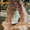Mặt tỳ hưu phỉ thúy xanh siêu cấp S6898-7405