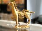 Thần ngựa đồng chiêu tài tấn bảo D283