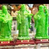 Tam đa phước lộc thọ xanh ngọc lớn LN109