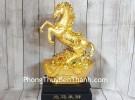 Vua ngựa vàng trên kim nguyên bảo khủng LN123