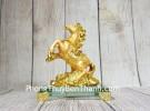 Vua ngựa vàng lưng hồng ngọc LN134