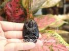 Phật Đại Thế Chí Bồ Tát (tuổi Ngọ) đá hắc ngà S6844-5