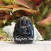 Phật A Di Đà (tuổi Tuất + Hợi) đá hắc ngà S6844-8