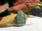 Phật bản mệnh Thiên Thủ Thiên Nhãn ngọc Phỉ Thúy tuổi Tý S6864-1
