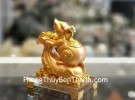 Chuột vàng trên túi vàng đời đời phát tài TM023