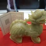 ty huu xanh khung 150x150 Tỳ hưu Bắc Kinh xanh BKX L