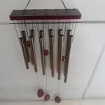 chuong gio 12 ong nau c1152 150x150 Chuông gió 12 ống nâu C1152