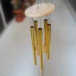 chuong gio 5 ong vang c1112 150x150 Chuông gió 5 ống vàng C1112