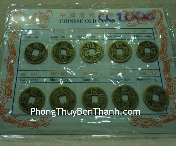 bo 10 de cc2006 Bộ tiền 10 đế vương,chiêu tài chiêu lộc,hóa sát khí CC2006