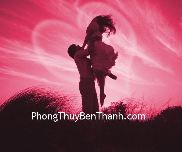 hanh phuc Dùng công thức tính quái số để xác định cung Tình Duyên