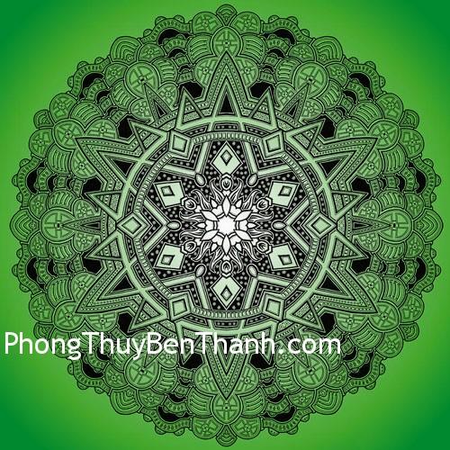 mandala Tất cả kho báu của vũ trụ nằm trong Mandala