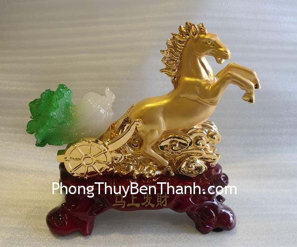 ngua keo bap cai nho e250 Ngựa tượng trưng cho sự chịu đựng, lòng trung thành và ngay thẳng