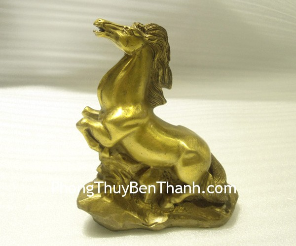 ngua dong lon g253 2 Ngựa đồng lớn,hoạch tài phát lộc,giúp mọi sự thành công G253