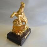 A014 ngua vang 03 150x150 Ngựa vàng bồn tụ bảo A014