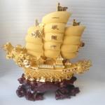 K095M thuyen vang 150x150 Thuyền rồng sa kim lớn K095M