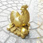 D246 Ga dong tren trung vang 150x150 Gà đồng trên trứng vàng D246
