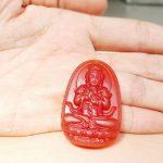s6337 6 PBM nhu lai dai nhat MUI THAN 1 150x150 Phật đá mã não đỏ tuổi Mùi + Thân S6337 6