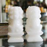 gm034 su tu trang 2 150x150 Sư tử đá trắng GM034