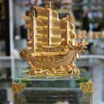 k167m thuyen buom vang 1 150x150 Thuyền buồm đầu rồng K167M