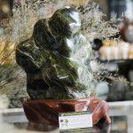 v168 3936 khoi da cam thach serpentine 150x150 Khối cẩm thạch Serpentine xanh V168 3936