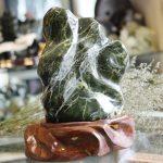 v168 3936 khoi da cam thach serpentine 2 150x150 Khối cẩm thạch Serpentine xanh V168 3936