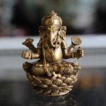 d263 phat dau voi 150x150 Tượng Phật đầu voi trên đài sen D263