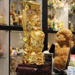 h237g phat di lac nen vang 1 150x150 Phật di lặc ôm đỉnh vàng H237G