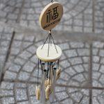 cg1224 chuong gio phong thuy 1 150x150 Chuông gió 4 ống nhôm Lucky CG1224 17
