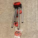 cg1245 chuong gio phong thuy 2 150x150 Chuông gió 4 ống bát quái CG1245