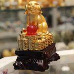 h409g cho vang chau ngoc 1 150x150 Chó vàng châu đỏ trên tiền H409G