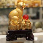 h409g cho vang chau ngoc 2 150x150 Chó vàng châu đỏ trên tiền H409G
