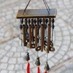 cg1258 chuong gio phong thuy 1 150x150 Chuông gió 10 ống nhôm vàng CG1258