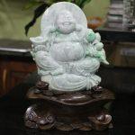 ns175 tuong phat di lac ngoc phi thuy 189 150x150 Phật di lạc ngọc phỉ thúy NS175