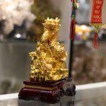 c077a rong vang phun ngoc 1 150x150 Rồng vàng phun châu đồng tiền C077A