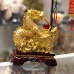 c077a rong vang phun ngoc 2 150x150 Rồng vàng phun châu đồng tiền C077A