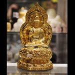 c137a phat quan am 150x150 Phật quan âm trên đế sen C137A